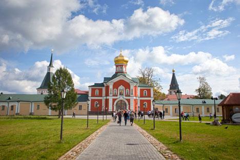 Nowgorod ist eine der ältesten Städte Russlands. Foto: Ricardo Marquina Montañana, RBTH.