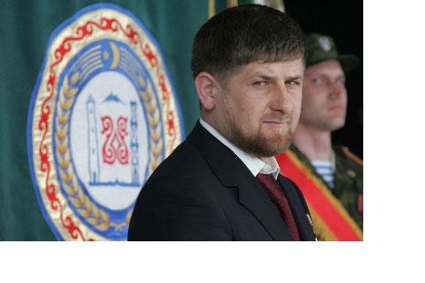 Kadyrow: keine neue Grenzziehung möglich. Foto: Konstantin Zavrazhin, RG