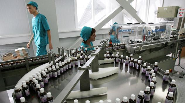WTO-Beitritt als Gasgeber des Handels: der russiche Markt ist heutzutage für die internationalen Pharmakonzerne besonders attraktiv.Foto: PhotoXPress.