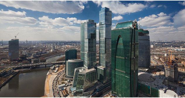4000 Euro pro Quadrattmeter: Die Preise fürs Moskauer Immobilien steigen jährlich um zehn Prozent. Foto: 28-300.ru