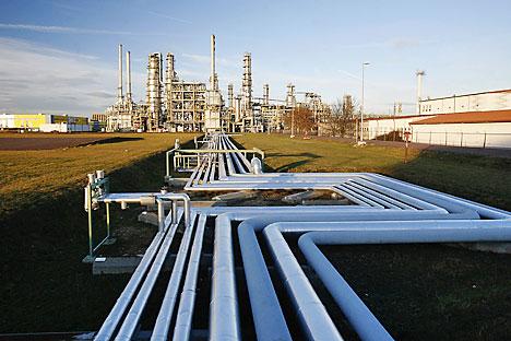 Der Wunsch von Gazprom seine europäische Firmenstruktur zu ändern kann signalisieren dass das Unternehmen zum Dialog mit der EU bereit ist, meinen die Experte. Foto: Getty Images/Fotobank.