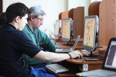 Laut einer Studie des Lewada-Zentrums sprachen sich 63 Prozent der Befragten für eine Internet-Zensur aus. Foto: PhotoXPress.