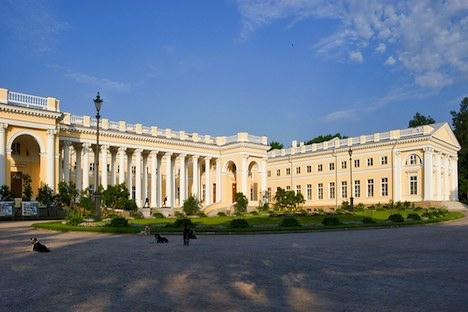 Zarskoje Selo bei St. Petersburg. Foto: Lori/Legion Media.