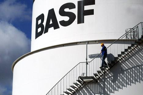 Durch den Deal mit BASF ist es Gazprom möglich, den Verkauf von Gas an die Endkunden zu kontrollieren. Foto: AP