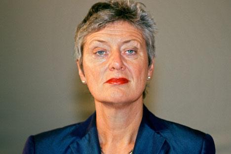 Bundestagsabgeordnete Marieluise Beck: Investitionen benötigen Rechtssicherheit. Foto: AFP/East News.