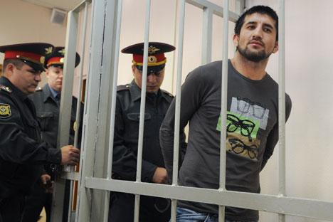 Hatte seine Faust nicht unter Kontrolle: Kampfweltmeister Rasul Mirsajew. Foto: ITAR-TASS.