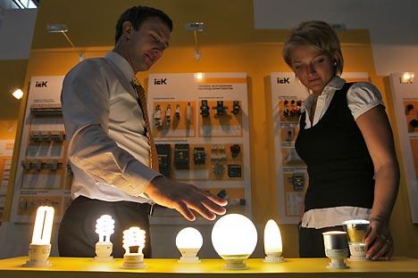 Energieeffizienz in Russland: immer noch wenig Wissen über energiesparende Technologien. Foto: ITAR-TASS.