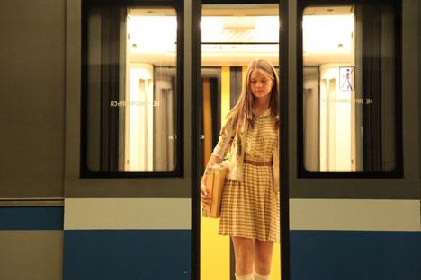 """Organisatorin der """"Russischen Filmwoche"""" Julia  Kuniß: Das Publikum ist müde geworden pessimistische Filme zu sehen. Auf dem Bild: Spielszene aus dem Film """"Stahlschmetterling"""".  Foto: Kinopoisk.ru"""