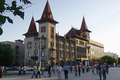 Das Konservatorium von Saratow. Foto: ITAR-TASS