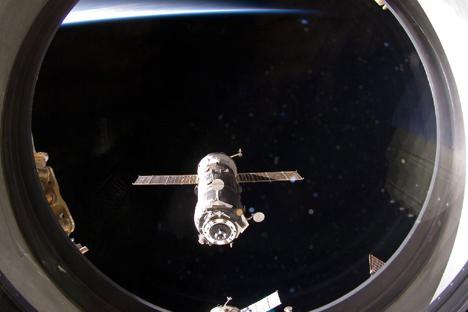 Das private russische Engagement im Bereich der Weltraumtechnik kann gegenwärtig wohl nur bezüglich des Weltraumtourismus als überzeugend bezeichnet werden. Foto: NASA