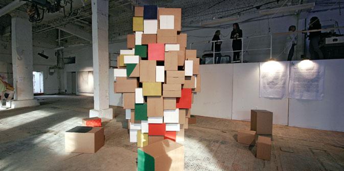 """Das Wichtigste am Projekt """"Fabrik"""" ist das große Raum für kreative Stunden. Foto: Kommersant"""