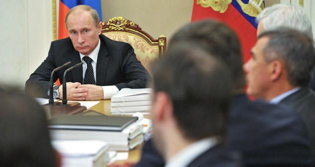 Der ewigen Klage, dass in Russland zu wenig investiert würde, zum Trotz hat der Kreml bereits mehrere erfolgreiche Reformen angestoßen. Foto: Reuters/Vostock-Photo