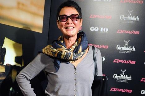 Von der Unternehmerin zur Politikerin: Irina Chakamada. Foto: ITAR-TASS