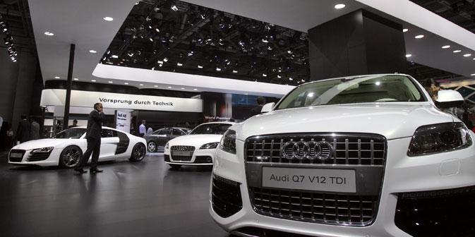 Die Entscheidung des VW-Konzerns, die CKD-Produktion in Kaluga auf Audi-Modelle auszuweiten, liegt auch in einer Initiative der russischen Regierung begründet. Foto: Kommersant