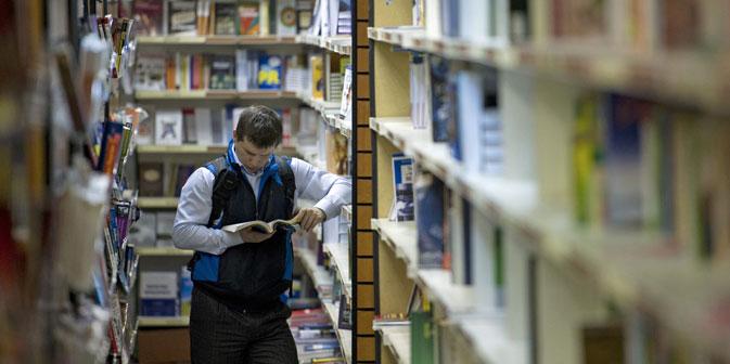 Die Vergangenheitsbewältigung bleibt ein aktuelles Thema in deutscher sowie in russischer Literatur.  Foto: RIA Novosti