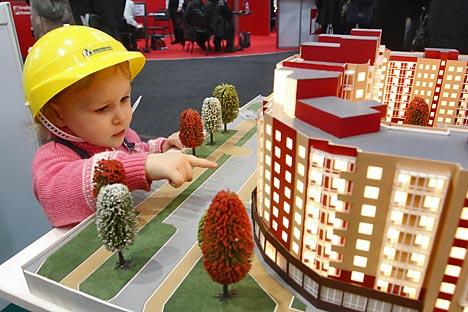 Die Wohnungsfrage in Russland bleibt höchst aktuell. Foto: ITAR-TASS