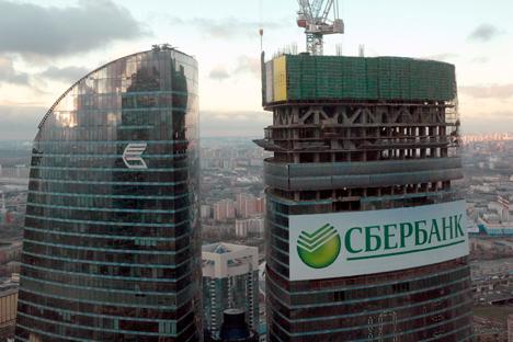 Entre os bancos russos, o Sberbank tem a maior valor de marca Foto: fotoimedia