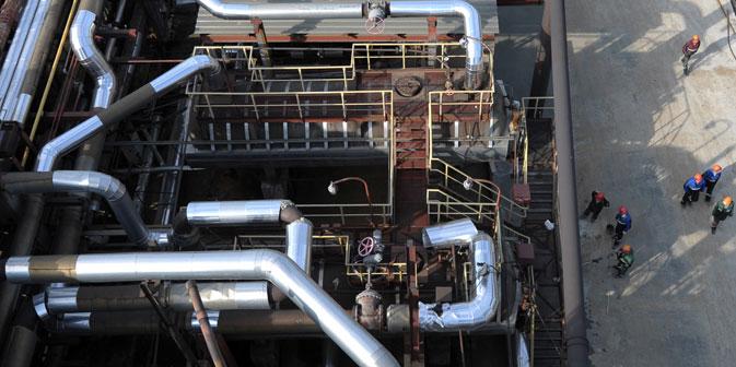 Am teuersten kommt das Gas von Gazprom die Länder, die über keine alternativen Energierohstoffe oder weitere Lieferanten verfügen. Foto: RIA Novosti