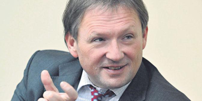 Boris Titow, Ombudsmann für Unternehmer in Russland. Foto: ITAR-TASS