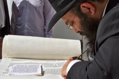 Die Schneerson-Bibliothek ist seit Jahren Gegenstand von Auseinandersetzungen zwischen der russischen Führung und der Chabad-Bewegung in New York. Foto: Kommersant