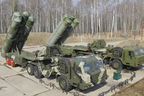Die USA verlegen den Schwerpunkt ihres Raketenabwehrsystems von Europa nach Asien. Foto: RIA Novosti
