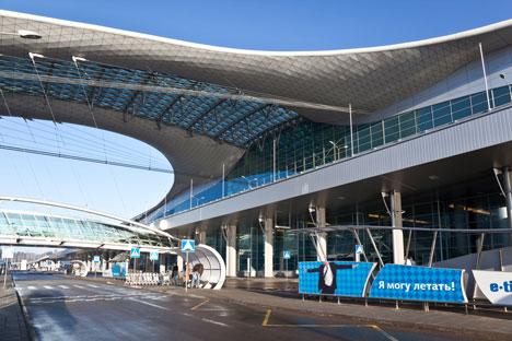 Der internationale Flughafen Scheremetjewo investiert weiter in seine Infrastruktur. Foto: Lori / Legion Media