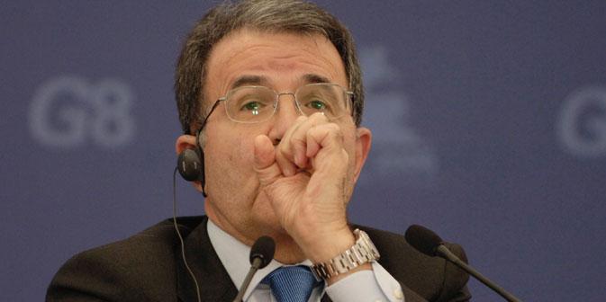 2003 versprach Romano Prodi Visafreiheit für das Jahr 2008. Foto: AFP/ East News