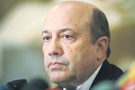 Igor Iwanow: EU und Russland brauchen den Dialog. Foto: Reuters