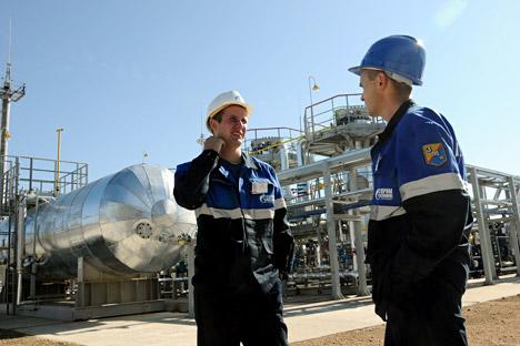 Die russischen Gaslieferungen nach Europa können liberalisiert werden. Foto: Kommersant