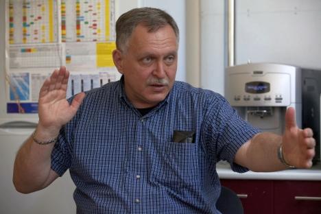 Der Wissenschaftler Konstantin Agladse. Foto: Rossijskaja Gaseta