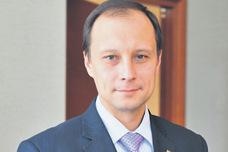Sergej Juschko. Foto: Pressebild