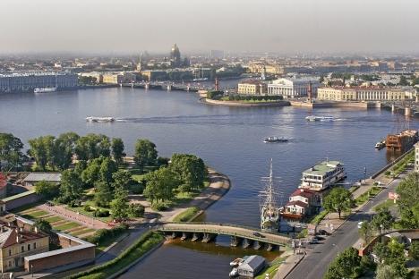 Sankt Petersburg gilt zurecht als die Touristenhauptstadt Russlands. Foto: Alexander Petrosyan