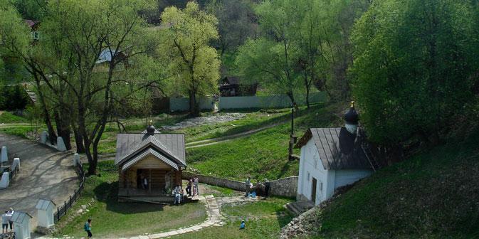 Die Russen lieben Tarussa wegen der von Kräuterduft getränkten Luft und der poetischen Atmosphäre vergangener Zeiten. Foto: Jelena Potapowa
