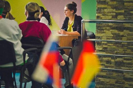 Das Russland-Deutschland-Jahr hatte den Fokus auf Jugend gelegt.  Foto: Pressebild