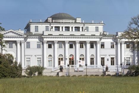 Der Jelagin-Palast. Foto: RIA Novosti