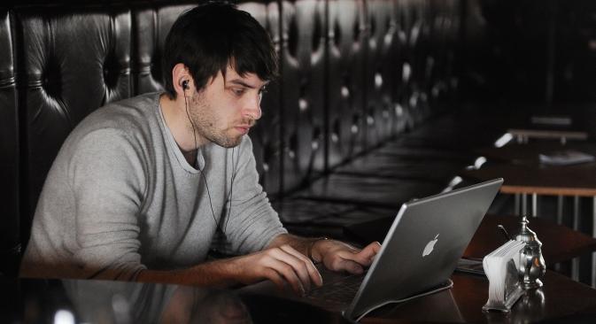 Laut neuem Gesetzentwurf soll für illegalen Content nicht nur der Eigentümer der Webressource sondern auch deren Nutzer haften.  Foto: ITAR-TASS