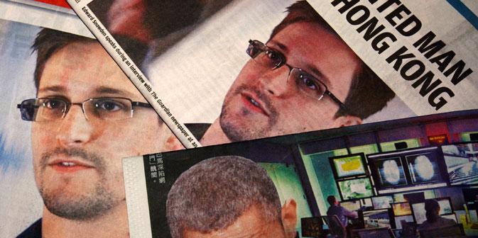 Der Aufenthaltsort Snowdens ist bisher unbekannt. Foto: Reuters