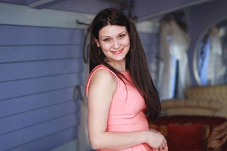 Tanya Bessonova. Foto aus dem persönlichen Archiv.