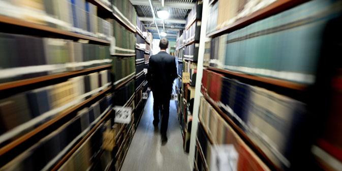 Fünf Moskauer Bibliotheken präsentieren sich im Herbst in einem neuen Gewand – als moderne Informationszentren und Diskussionsclubs. Foto: ITAR-TASS