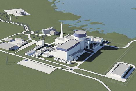 Die Entscheidung über den Bau des finnischen Kernkraftwerks Hanhikivi 1 soll bis Ende Oktober fallen. Foto: Fennovoima