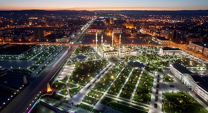Staatliche Investitionen sollen den Nordkaukasus sicherer und für Besucher attraktiv machen. Foto: Reuters