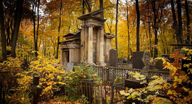 Wwedenskoje-Friedhof in Moskau. Foto: Ricardo Marquina