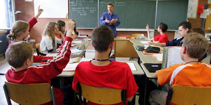 Lange Zeit nahm das Interesse der Deutschen an der russischen Sprache ab – nun zeigt sich wieder ein leicht positiver Trend. Foto: DPA