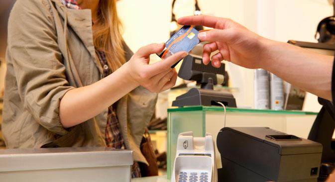 Das Vertrauen der Russen in ihre Banken schwindet. Foto: Alamy/Legion Media