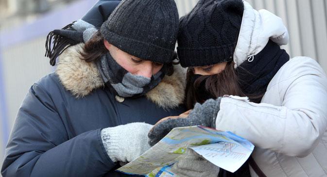Die kalte Jahreszeit verlangt in Russland besondere Vorkehrungen. Foto: PhotoXPress