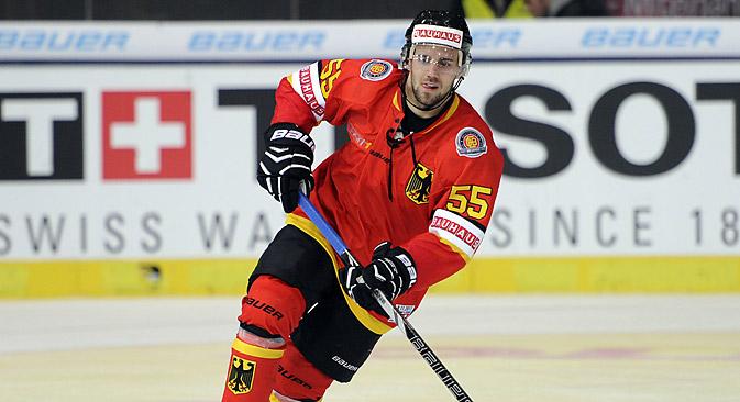 """Felix Schütz: """"Die KHL hat sich zu einer Liga entwickelt, in der man ein sehr interessantes Eishockey spielt"""". Foto: Legion-Media"""