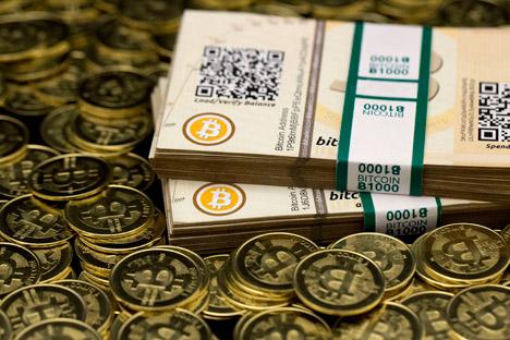 Die Verwendung der Bitcoins durch juristische Personen in Russland  kann offiziell untersagt werden. Foto: Reuters