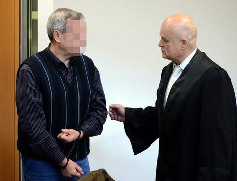Andreas Anschlag und seine Ehefrau Heidrun wurden Ende 2011 wegen des Verdachts auf Spionagetätigkeit im Auftrag der Russischen Föderation festgenommen. Foto: ITAR-TASS