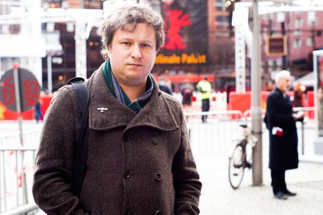 Filmkritiker Anton Dolin: Dreht jemand einen Film über das wirkliche Leben in Russland, hat er vielleicht Chancen, auf Festivals gezeigt zu werden, die Russen werden ihn aber unter Garantie nicht anschauen. Foto: Pressebild