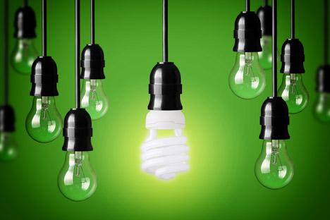 Russland ist eines der Länder mit dem höchsten Energieverbrauch, deshalb fördern der Staat und die Unternehmen Energiesparprogramme. Foto: Stutterstock
